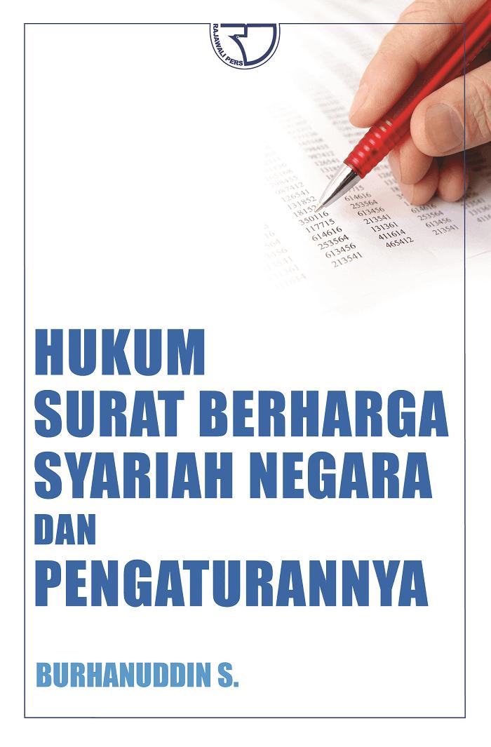 Hukum Surat Berharga Syariah Negara Dan Pengaturannya Burhanuddin S