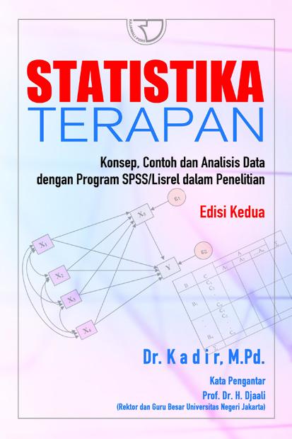 Statistik Terapan 16 X 24 Flatten Katalog Rajagrafindo Persada