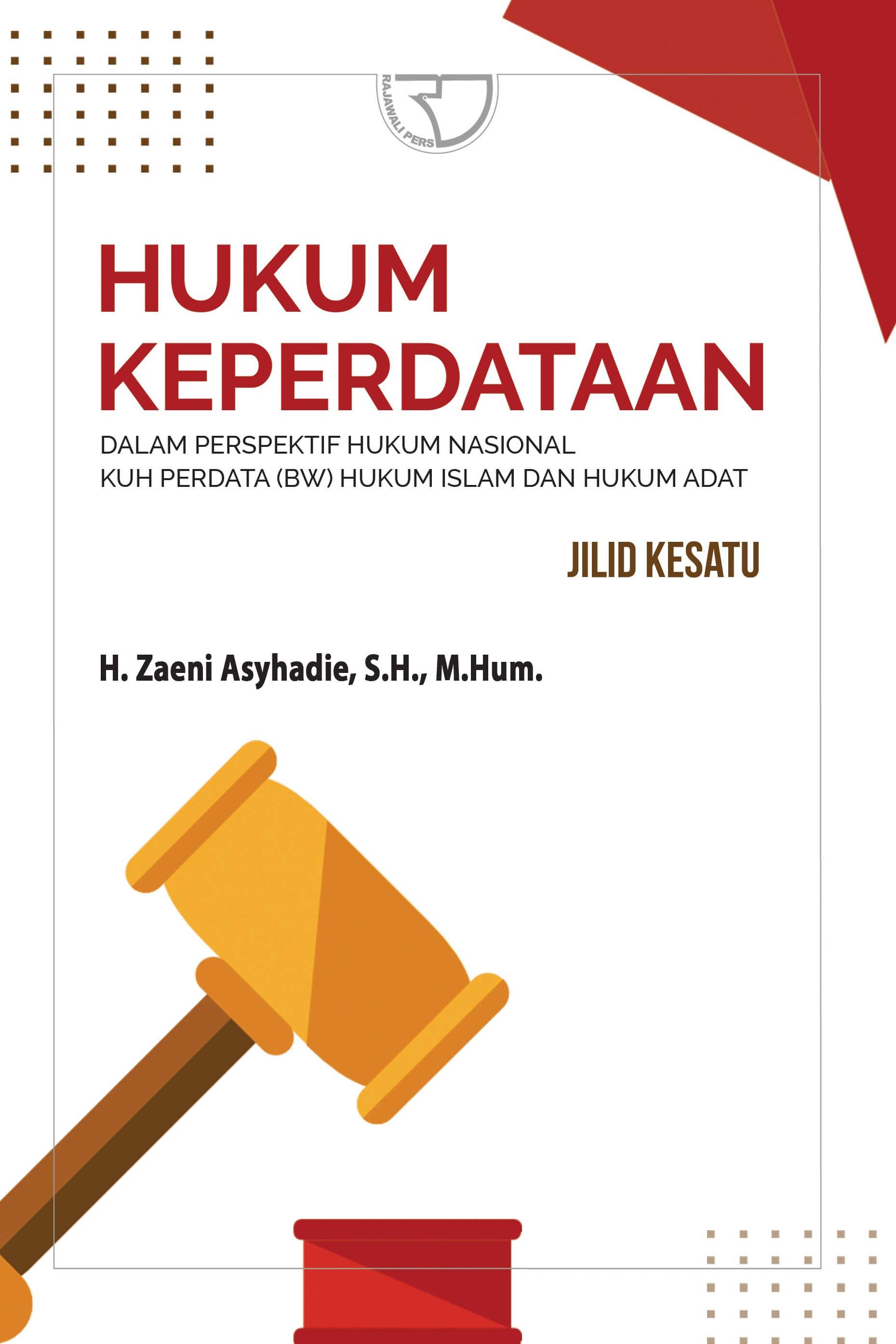 Ebook Hukum Perdata