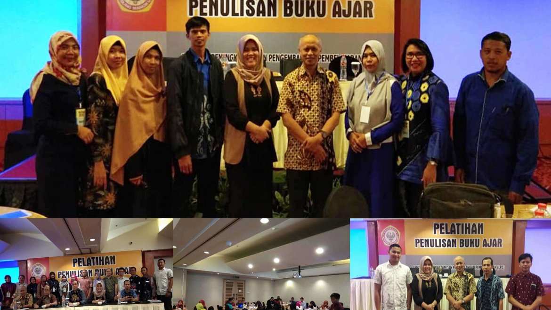 Pelatihan Penulisan Buku Ajar (PT RajaGrafindo Persada – Univ. Lambung Mangkurat)