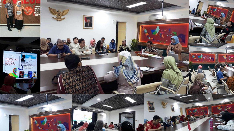 RajaGrafindo PersadaBekerjasama dengan UPN Jakarta dalam Rangka Mensukseskan Program PIKIR UPN