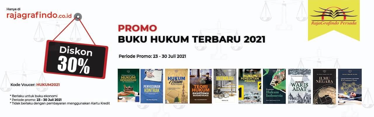 Promo Buku Hukum Terbaru