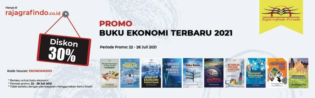 Promo Buku Ekonomi Terbaru